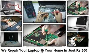 Onsite Laptop Repair Ghaziabad - Computer Doctor