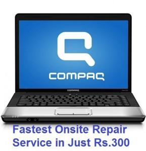 Compaq Laptop Repair Services Delhi