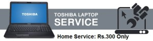 Toshiba laptop repair charges